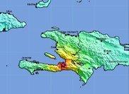 trzęsienie ziemi haiti