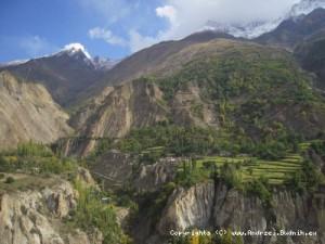 Dolina Hunzy, Góry Karakorum, zdj. A. Budnik