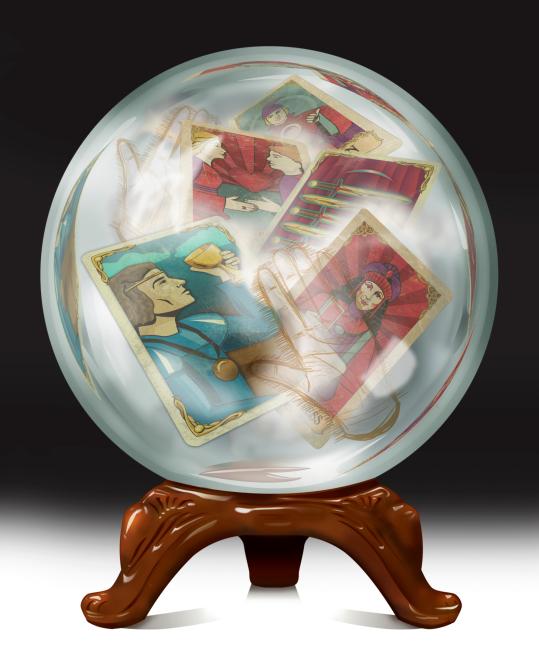 Czytanie z kart Tarota