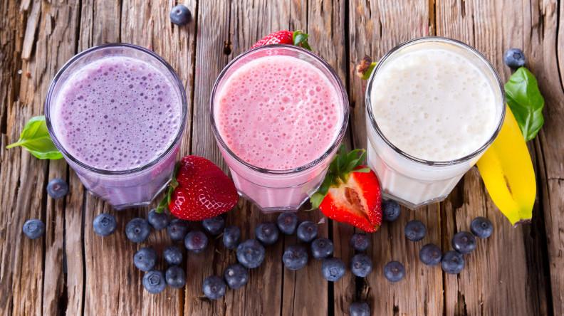 Soki i smoothies na zdrowie