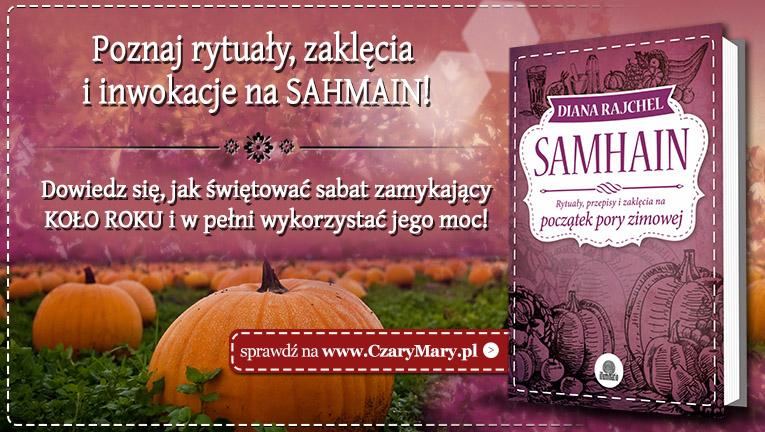 Samhain książka