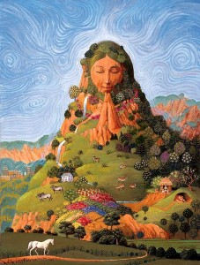 Mother-Earth-Painting