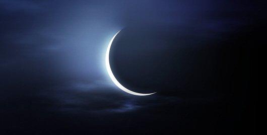 Księżyc - wpływ Księżyca na człowieka