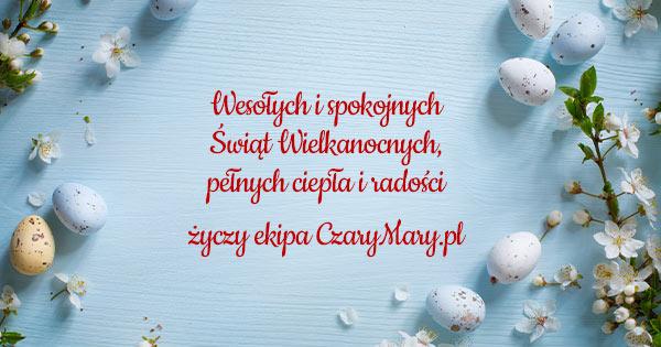 Wesołych Świąt od CzaryMary.pl