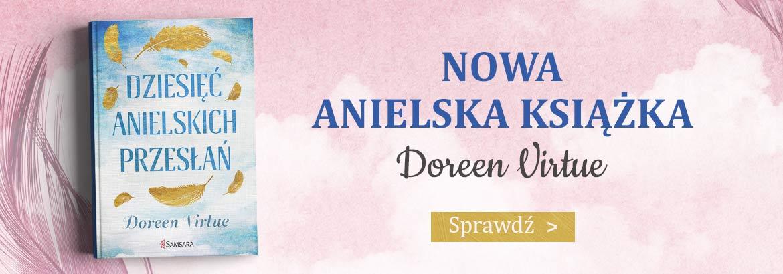 Nowa anielska książka Doreen Virtue