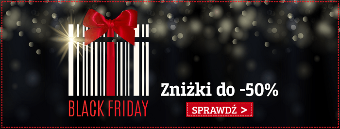 Black Friday w CzaryMary.pl