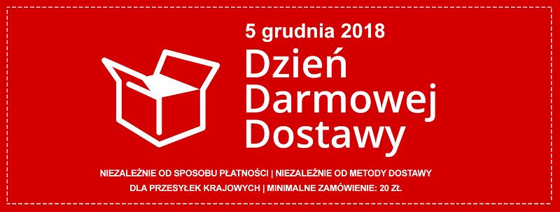 Dzień Darmowej Dostawy w CzaryMary.pl