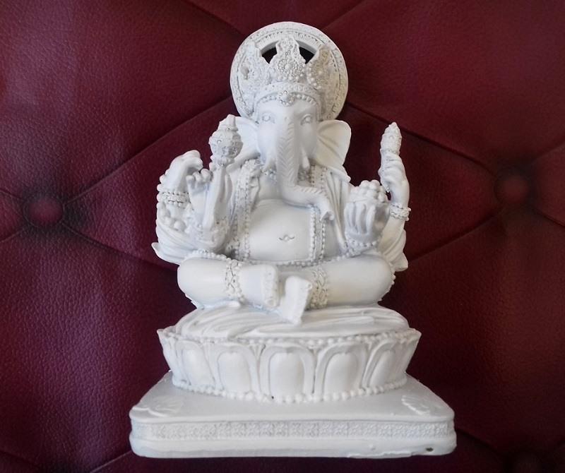 Rytuał na Imbolc z błogosławieństwem boga Ganesha