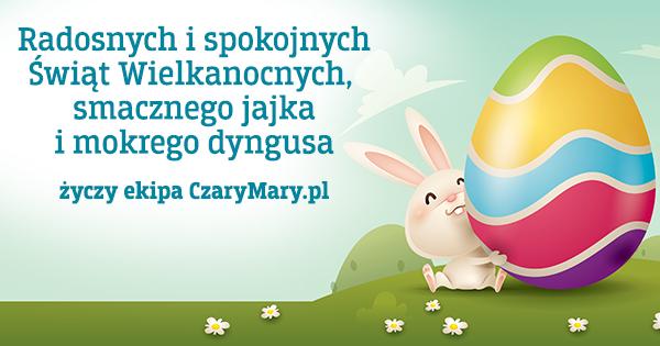 Wesołych Świąt życzy CzaryMary.pl