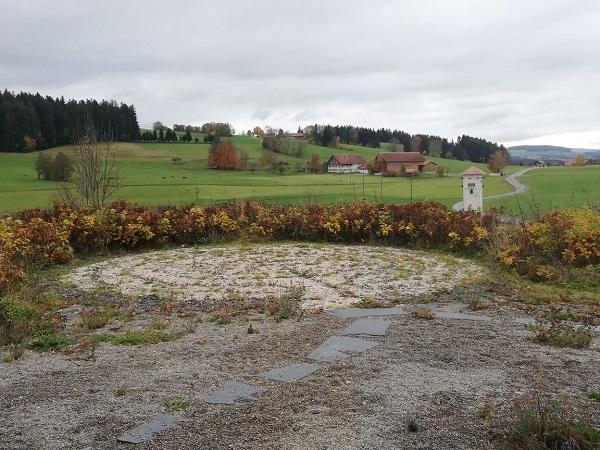 Widok z ośrodka Toma de Winter.