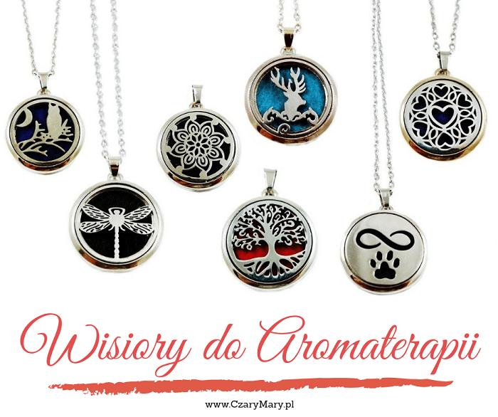 Wisiory do aromaterapii w CzaryMary.pl