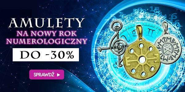 Zobacz amulety na Nowy Rok Numerologiczny