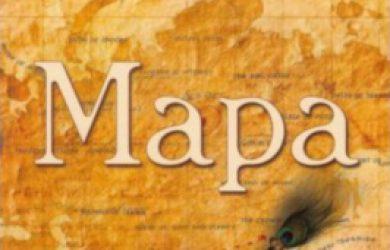 Colette Baron Reid - Mapa - okładka książki