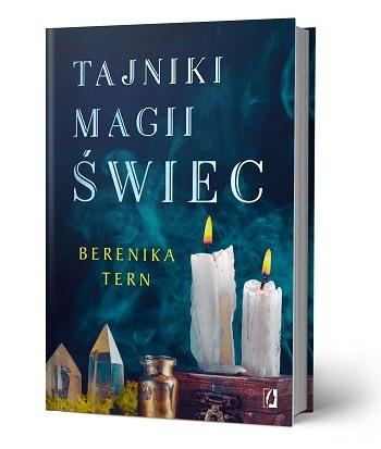 książka tajniki magii świec - berenika tern