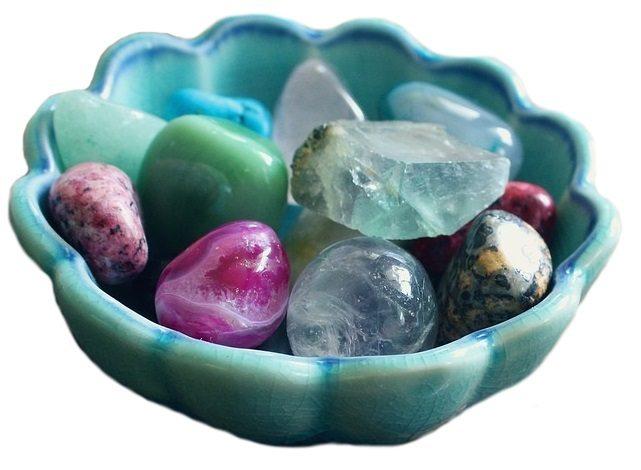 Kolory kryształów