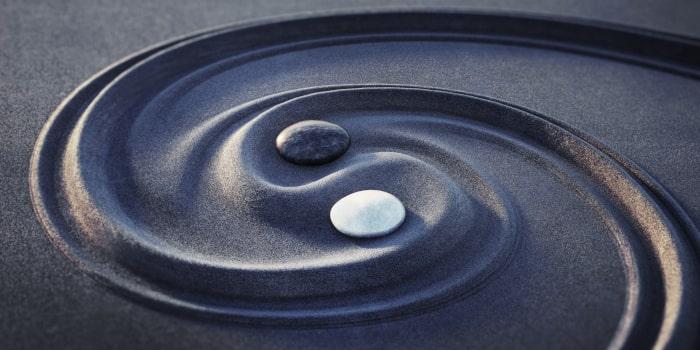 Yin yang - podstawy filozofii i opis symbolu